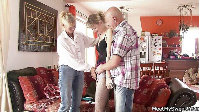 Orgasmo anal real ver pelicula de incesto y creampie para la chica cachonda tatiana